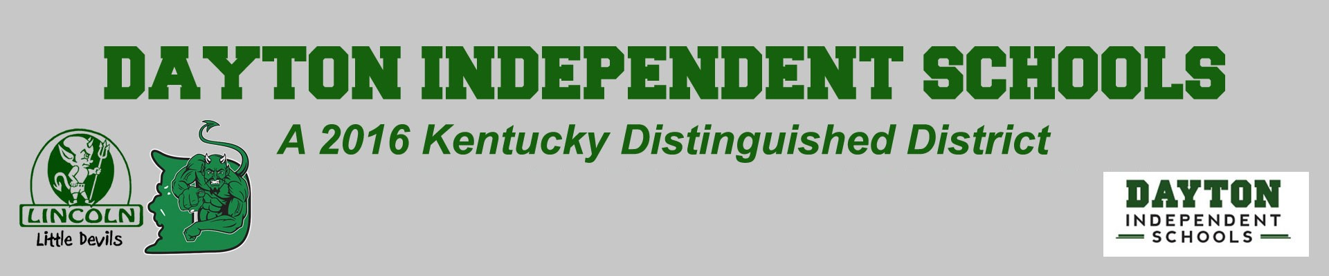 Dayton Ind. Schools - Distinguished District